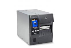 """Zebra ZT411 ZT41146-T0E0000Z drukarka etykiet, przemysłowa, 4"""", (300 dpi), peeler, rewinder, disp. (colour), RTC, EPL, ZPL, ZPLII, USB, RS232, BT, LAN"""