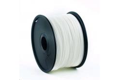 GEMBIRD Tisková struna (filament) ABS, 1,75mm, 1kg, biała