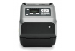 "Zebra ZD620 ZD62142-T0EL02EZ TT drukarka etykiet, 4"" LCD 203 dpi, USB, USB Host, RS232, LAN, 802.11, BT ROW"