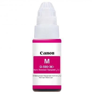 Canon GI-590, 1605C001 purpurowy (magenta) tusz oryginalna