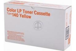 Ricoh 140 żółty (yellow) toner oryginalny