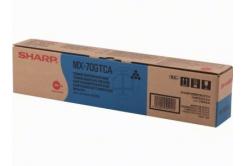 Sharp MX-70GTCA błękitny (cyan) toner oryginalny