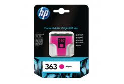 HP č.363 C8772EE purpurowy (magenta) tusz oryginalna, prošlá expirace