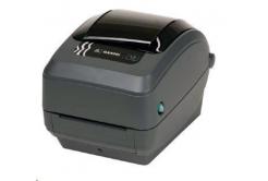 Zebra GX420T GX42-102422-000 TT drukarka etykiet, 203DPI, EPL2, ZPL II, USB, RS232, LAN, cutter - LINER