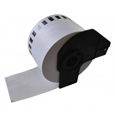 Brother DK-11209, 62mm x 29mm, etykiety papierowe zamiennik