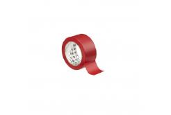 3M 764i taśma klejąca PVC, 50 mm x 33 m, czerwona