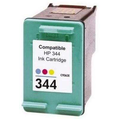 HP 344 C9363E kolorowa tusz zamiennik