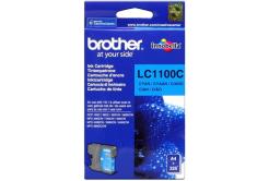 Brother LC-1100C błękitny (cyan) tusz oryginalna