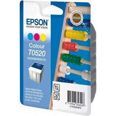 Epson T052040 kolorowa tusz oryginalna