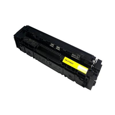 HP 201X CF402X żółty (yellow) toner zamiennik