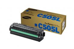 HP SU035A / Samsung CLT-C505L błękitny (cyan) toner oryginalny