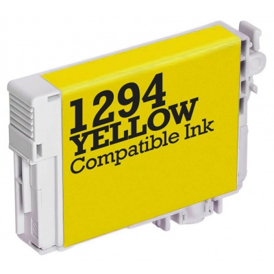 Epson T1294 żółty (yellow) tusz zamiennik