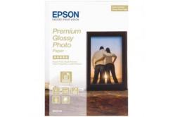 Epson S042154 Premium Glossy Photo Paper, papier fotograficzny, błyszczący, biały, 13x18cm, 255 g/m2, 30 szt.