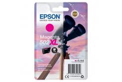 Epson 502XL T02W340 purpurowy (magenta) tusz oryginalna