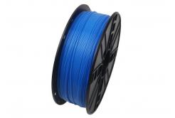 GEMBIRD Tisková struna (filament) ABS, 1,75mm, 1kg, fluorescentní, niebieska