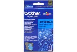 Brother LC-1100HYC błękitny (cyan) tusz oryginalna