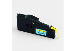 Taśma Supvan TP-L06EY, 6mm x 16m, żółty