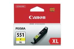 Canon CLI-551XLY żółty (yellow) tusz oryginalna