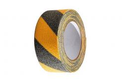 3M Anti-Slip uniwersalny protistaśma ślizgowa, żółto-czarny, 50 mm x 20 m