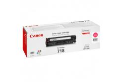 Canon CRG-718 purpurowy (magenta) toner oryginalny