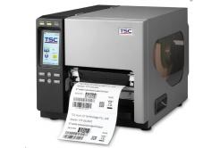 TSC TTP-368MT 99-141A009-01LF drukarka etykiet, 12 dots/mm (300 dpi), RTC, display, TSPL-EZ, USB, RS232, LPT, Ethernet, KBW