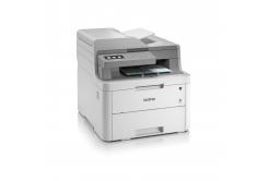 Brother DCP-L3550CDW multifunkcyjna drukarka laserowa - A4, 18ppm, 512MB, 600x600copy, USB2.0, WiFi, ADF50, displ, DUPLEX