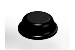 3M Bumpon SJ5076 czarny, taca = 56 szt.
