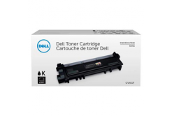 Dell 593-BBLR, CVXGF czarny (black) toner oryginalny