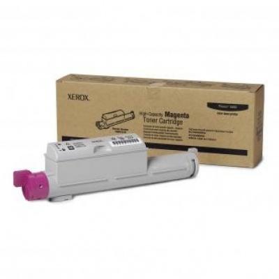 Xerox 106R01219 purpurowy (magenta) toner oryginalny