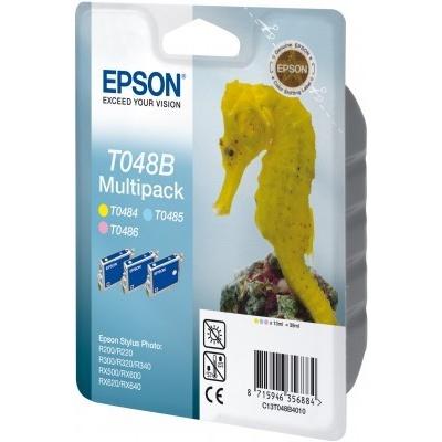 Epson T048B40 T048B multipack tusz oryginalna