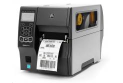 Zebra ZT410 ZT41042-T4E0000Z drukarka etykiet, 8 dots/mm (203 dpi), peeler, rewinder, RTC, display, EPL, ZPL, ZPLII, USB, RS232, BT, Ethernet