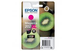 Epson 202XL T02H34010 purpurowy (magenta) tusz oryginalna