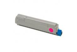 OKI 43487710 purpurowy (magenta) toner zamiennik