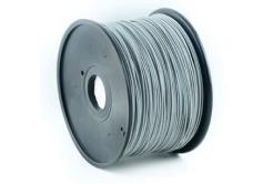 GEMBIRD Tisková struna (filament) ABS, 1,75mm, 1kg, szary