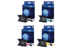 Brother LC-1280XLVALBP multipack tusz oryginalna