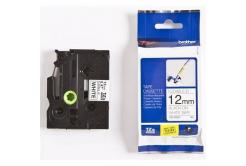 Brother TZ-FX231 / TZe-FX231, 12mm x 8m, czarny druk / biały podkład, taśma oryginalna