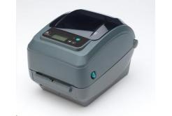 Zebra GX420T GX42-102421-000 TT drukarka etykiet, 203DPI, EPL2, ZPL II, USB, RS232, LAN, peeler (PEELER)