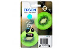 Epson 202 T02F24010 błękitny (cyan) tusz oryginalna