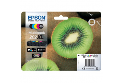 Epson 202XL T02G74010 multipack tusz oryginalna