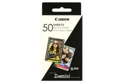 """Canon 3215C002 papier samoprzylepny ZINK 50x76mm (2x3""""), 50 szt., 290 g/m2 thermo"""
