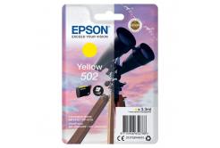 Epson 502 C13T02V44010 żółty (yellow) tusz oryginalna