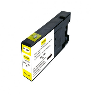 Canon PGI-1500XL żółty (yellow) tusz zamiennik