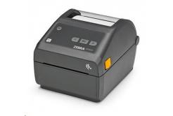 Zebra ZD420 Locking ZD42L43-D0EE00EZ DT drukarka etykiet, 300 dpi, USB, USB Host, Modular Connectivity Slot, LAN