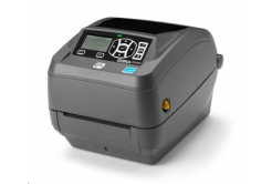 Zebra ZD500 ZD50043-T2EC00FZ drukarka etykiet, 12 dots/mm (300 dpi), cutter, RTC, ZPLII, BT, Wi-Fi, multi-IF (Ethernet)