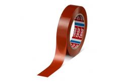 Tesa 4287, oranžová strapping páska, 15 mm x 66m