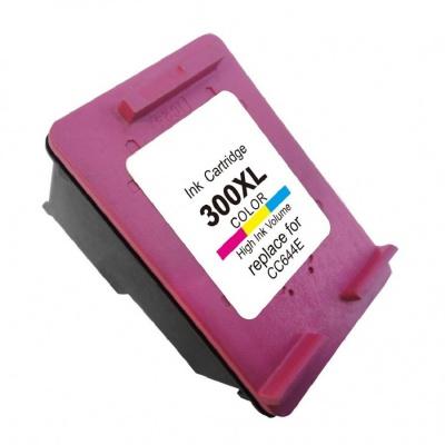 HP 300XL CC644E kolorowa tusz zamiennik