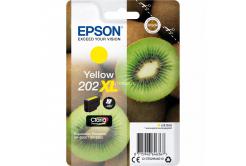 Epson 202XL T02H44010 żółty (yellow) tusz oryginalna