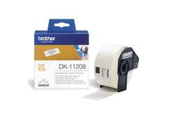 Brother DK-11208, 38mm x 90mm, etykiety papierowe oryginalne