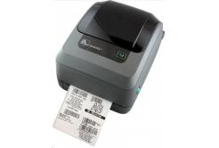 Zebra GX430T GX43-102420-000 TT drukarka etykiet, 300DPI, EPL2, ZPL II, USB, RS232, LAN