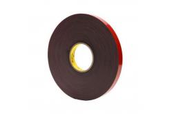 3M VHB 4611-F, 12 mm x 3 m, szary  dwustronna taśma klejąca akrylowa, 1,1 mm